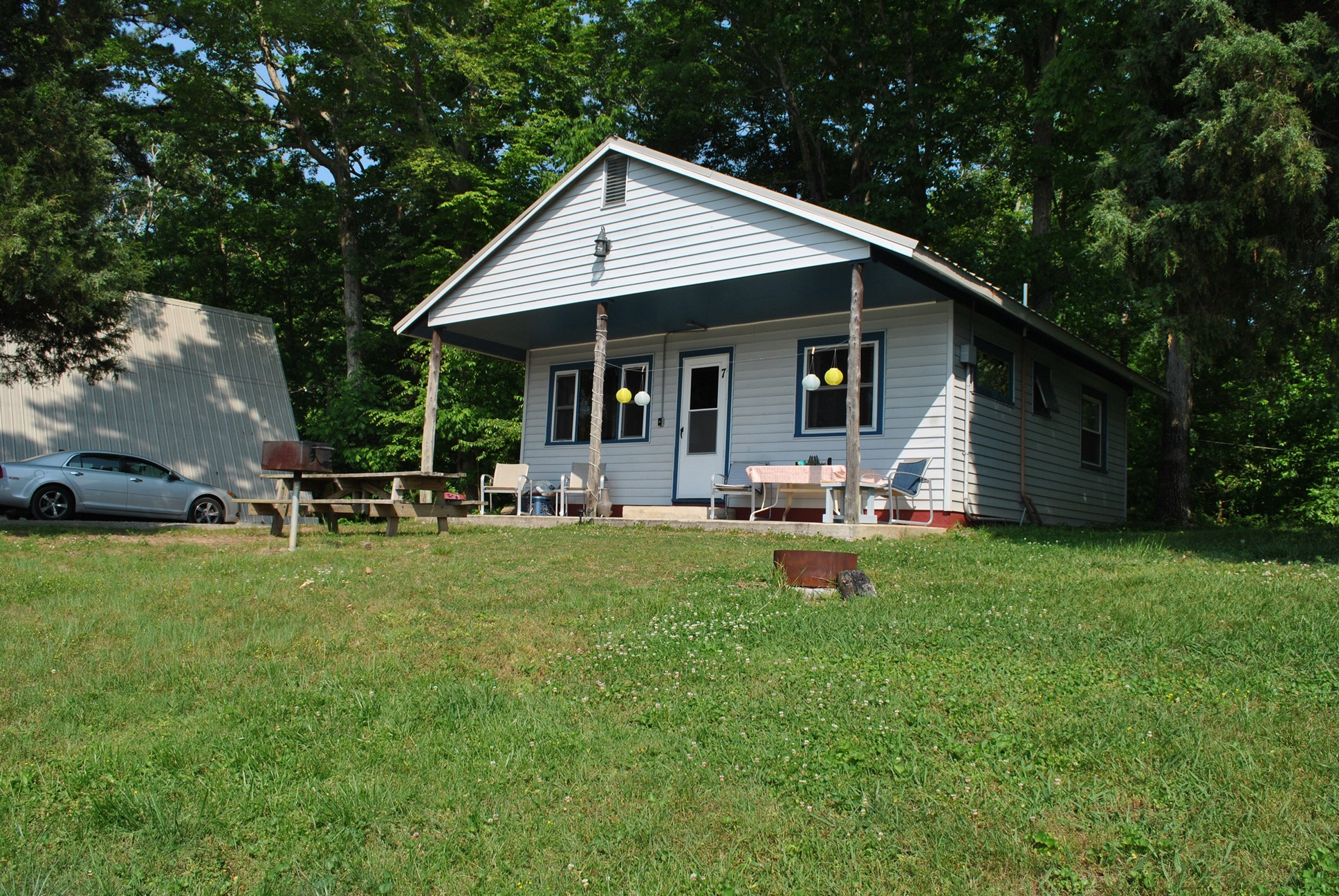 2 bedroom cabins for Fishing cabins in tennessee